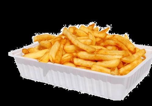 Barquette de frite png 1